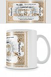 Harry Potter - Hogwarts Express Ticket Mug