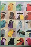 Galison Avian Friends 1000 Piece Jigsaw Puzzle (by artist Gennine D. Zlatkis)