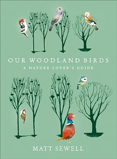 Our Woodland Birds by Matt Sewell (Hardcover)