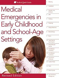 Medical Emergencies in Child Care Settings (Spiral-bound)