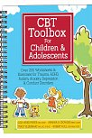 Over 200 Worksheets & Exercises for Trauma, ADHD, Autism, Anxiety, Depression & Conduct Disorders (Spiral-bound)