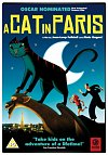 A Cat in Paris - Directed by Jean-Loup Felicioli, Alain Gagnol 2010 DVD