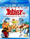 Asterix & Obelix - The Mansions Of The Gods 3D+2D Blu-Ray 2014