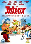 Asterix & Obelix - The Mansions Of The Gods DVD 2014