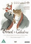 Ernest and Celestine - Directed by Stephane Aubier, Vincent Patar, Benjamin Renner 2012 DVD
