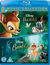 Bambi/Bambi 2 - The Great Prince of the Forest BLU-RAY (2 CDs)
