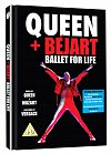 Queen and Béjart: Ballet for Life 1997 (DVD / with Book)