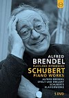 Alfred Brendel Plays and Introduces Schubert (5CDs Box Set)