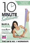 10 Minute Solution: Slim and Sculpt Pilates, Directed by Andrea Ambandos, with Suzanne Bowen 2009 (DVD)