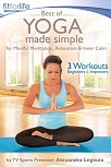 Best of Yoga Made Simple, with Alexandra Legouix 2020 (DVD)