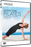 Element: Slim and Tone Pilates, Directed by Andrea Ambandos, with Kara Wily 2010 (DVD)