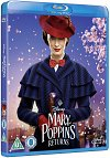Disney's Mary Poppins Returns Blu-Ray 2018