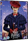 Disney's Mary Poppins Returns DVD 2018