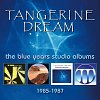 Tangerine Dream - The Blue Years Studio Albums 1985-1987 (4 CDs)