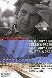 Mikis Theodorakis: Rhapsodies for Cello,guitar and Orchestra